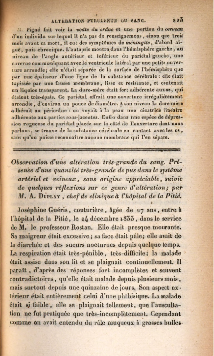 First page of Duplay